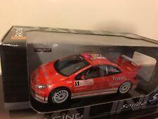 Rally Car Models 1:18 Solido Peugeot 307 WRC M Gronholm Rally Munty Carlo 2004