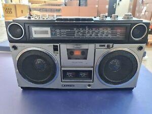 Sanyo M 9990 K Kasettenradio, Boomblaster, Voll funktionsfähig, Rarität