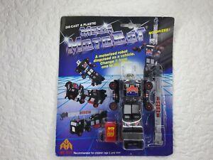 Vintage MC Toy Mega Motobot Robot Crane Vehicle Transformer