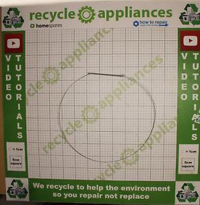 ARISTON HOTPOINT INDESIT WHIRLPOOL.Washing Machine Door Seal Clamp Spring