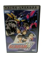 Gundam Wing - Complete Collection 2 (DVD, 2006, 5-Disc Set, Anime Legends)