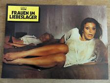 Erotik Aushangfoto FRAUEN IM LIEBESLAGER Jess Franco #1