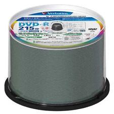 Mitsubishi Verbatim Dvd-R Double Couche 8x One Time Enregistrement 50 Pcs