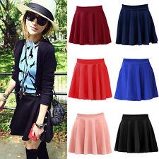 Pleated Denim Unbranded Skirts for Women | eBay