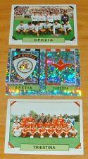 PANINI FOOTBALL CALCIATORI  1993-1994 SPEZIA TRIESTINA SERIE C CALCIO ITALIA