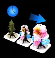 The Amazing Magic Growing Crystal Christmas Xmas Tree Stocking Filler Toy 04606