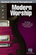 Modern Worship Guitar Chord Songbook Sheet Music Guitar Chord SongBook 000701801