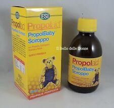 ESI PROPOLAID PROPOLBABY Sciroppo bambini 180ml fragola propoli miele echinacea