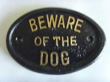 Attenzione il cane / cani Kennel GATE House targa segno Capannone Ufficio