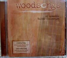 Will Ackerman - Scott Burwell - Alex de Grassi - New Age Guitar - WOODSONGS CD
