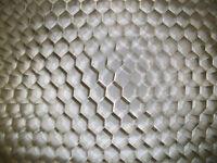 "3/""x3/"" x T=3.00/"" 1//8/"" Cell Aluminum Honeycomb Grid Core Mesh"