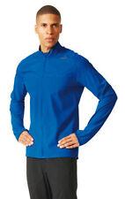 Abbigliamento blu in tessuto per ciclismo