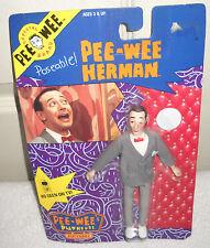 #9397 Vintage Matchbox Pee Wee's Playhouse Paul Reubens as Pee Wee Herman Figure
