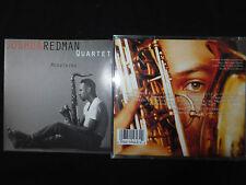 CD JOSHUA REDMAN QUARTET / MOODSWING /