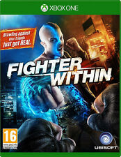 Fighter Within ~ XBox One Kinect game (in Good Condition)