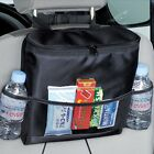 Car Seat Container Basket Tidying Insulated Food Storage Bag Organizer Pouch