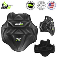 ADii™ Chest Protector w/ GEL BOXING MMA Muay Thai Chest Guard Rib Shield Armour