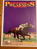 1992 Preakness Stakes program (Pine Bluff)