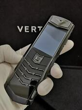Luxury 2Vertu Signature S Black Ceramic Unlocked 2G GSM RM-266V Cellular Phone