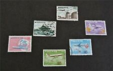 nystamps Korea Stamp # C32/C42 Used $32