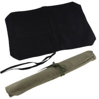 Canvas Chefs Knife Bag Roll Carry Case Home Kitchen Tools Storage Protector
