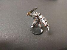 D&D Dungeons & Dragons Miniatures Underdark Half-Orc Paladin #6