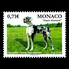 Monaco 2017 - International Dog Show Fauna Animals - MNH