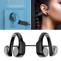 Bluetooth Knochen Leitung Kopfhörer Stereo Drahtlose Kopfhörer Headset