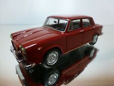 TRON LANCIA FLAVIA BERLINA 1962 - RED 1:43 - EXCELLENT CONDITION - 17