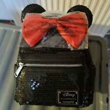More details for minnie sequin loungefly bnwt