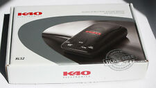 K40 RLS2 All-Band Radar and Laser Detector With GPS Technology