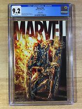 Marvel #6 (2021 Marvel Comics) Lee Bermejo Silver Surfer Variant CGC 9.2