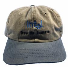 Intel Adjustable Hat