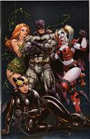 BATMAN #1 (REBIRTH)(SILVER FOIL EXCLUSIVE VARIANT) Comic Book ~ DC Comics