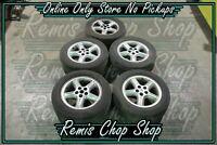 """Pro Sport Alloy Wheels & Tyres 18"""" - Land Rover TD5 D2 Parts - Remis Chop Shop"""