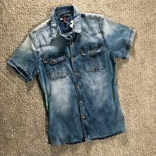 Camicia Denim uomo slim fit | Acquisti Online su eBay