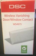 Brand New WS4975W Vanishing Wireless Door Window Sensor, EU European Version