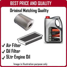 4130 Filtros De Aceite + Aire Y Aceite De Motor 5 L para Volvo V60 1.6 2011 -
