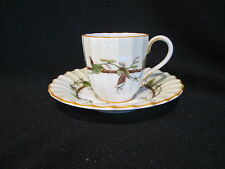 Royal Worcester - FLORENCE 2539 - Demi-tasse Cup and Saucer