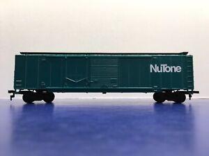 "HO Scale ""NuTone""  50' Freight Train Box Car"
