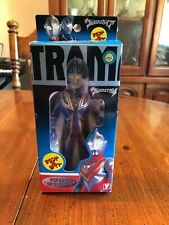 ULTRAMAN 1998 JAPAN ACTION FIGURE.  COMPLETE WITH ORIGINAL JAPANESE PACKAGE.