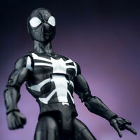 Marvel Heroes Comic Action Figure Spiderman Noir Into the Spider Verse 7inch Toy