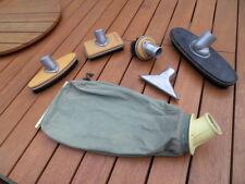 Lot accessoires ancien Aspirateur BALEX 60's vintage Vacuum cleaner accessories