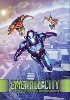 Mutants et Masterminds RPG - Émeraude City Campagne Arrangement