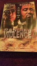 RANDOM ACTS OF VIOLENCE - CHYNA, MACK 10 - VHS VIDEO