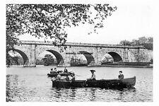 pt5195 - Lancaster Aquaduct , Lancashire - photo 6x4