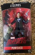 Marvel Legends The Punisher Netflix Daredevil Series  NIP Man Thing BAF