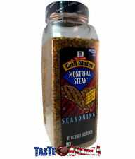 McCormick Grill Mates Montreal Steak Seasoning 822g Catering Size Jar