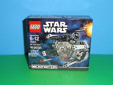 LEGO Star Wars, TIE Interceptor with Pilot Mini Figure 75031 NEW Microfighters
