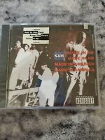 Made In America [PA] by KAM (CD, 1995, Atlantic) Promo NEW  Very Rare!